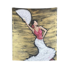 Flamenco Wall Tapestry