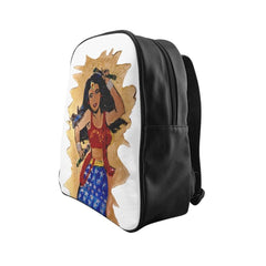Desi Wondar Woman Backpack
