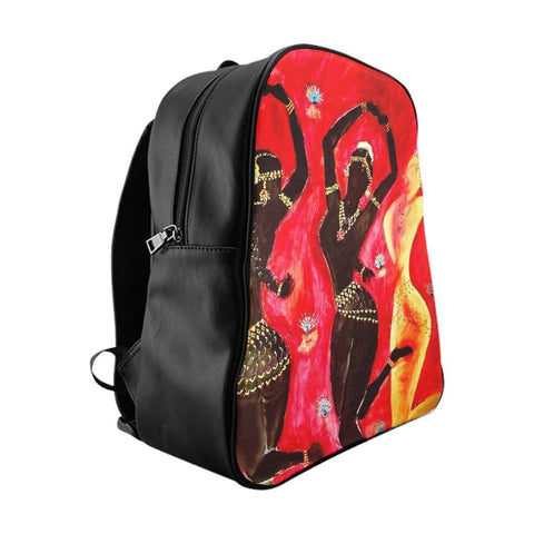3 Temple Dancers Backpack