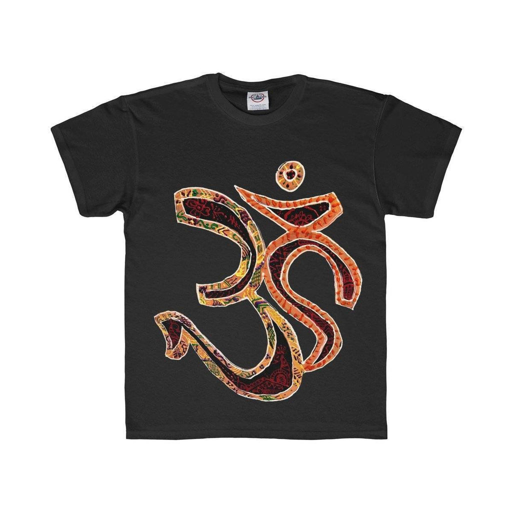 Kids Aum Regular Fit Tee