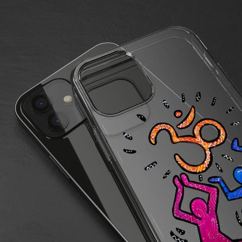 Yogi Pop Art Phone Case (Clear Case)
