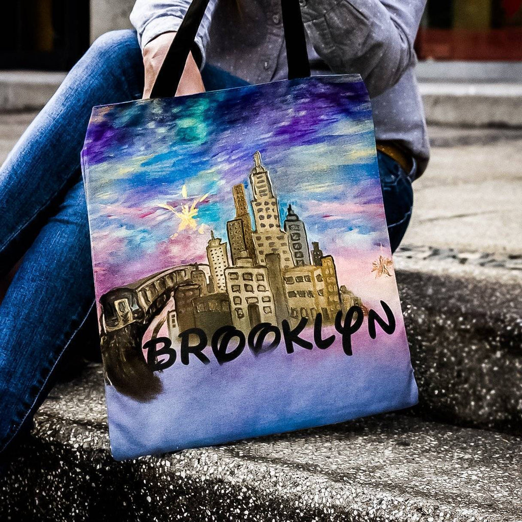 Brooklyn Kingdom Tote Bag