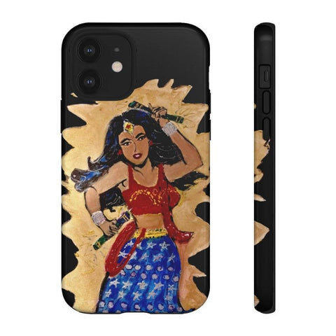 Desi Wonder Woman Phone Case (Tough Case)