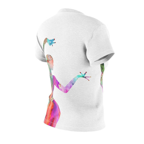 Spring Colors Dancer Tee