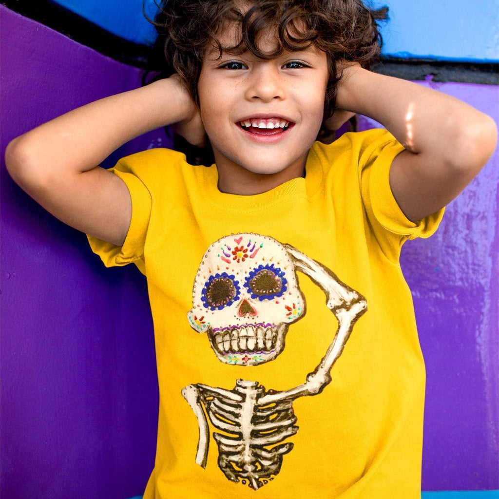 Day of the Dead Kids' Tee