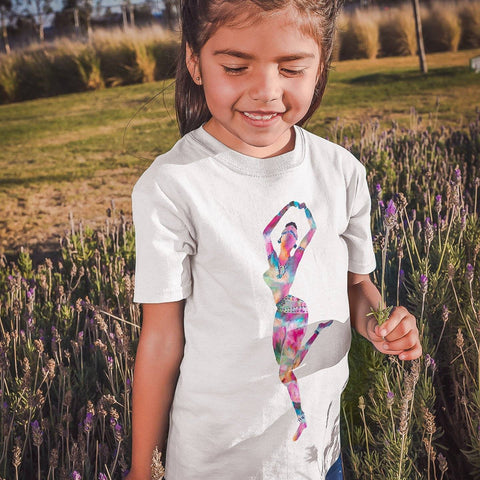 Temple Dancer Kids Tee