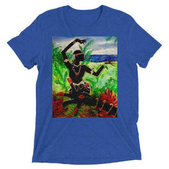 Lotus Hand & Dancer Unisex Tee