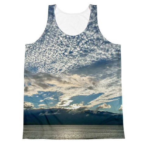 Maui Cloud Unisex Tank Top