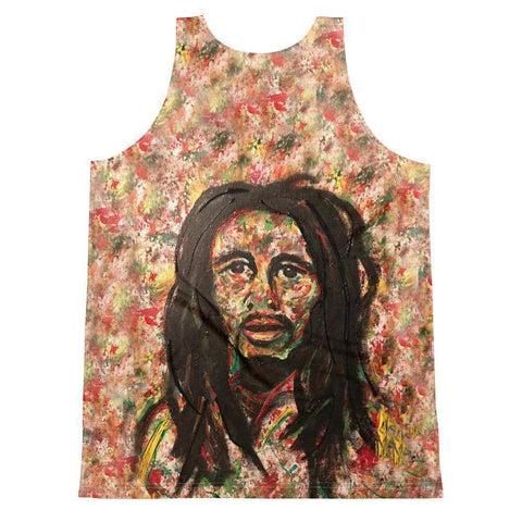 We're Jammin' Unisex Tank Top