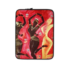 3 Temple Dancers Laptop Sleeve
