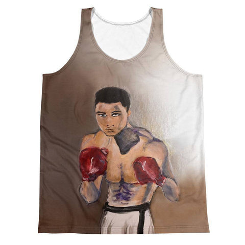 The Champ Unisex Tank Top