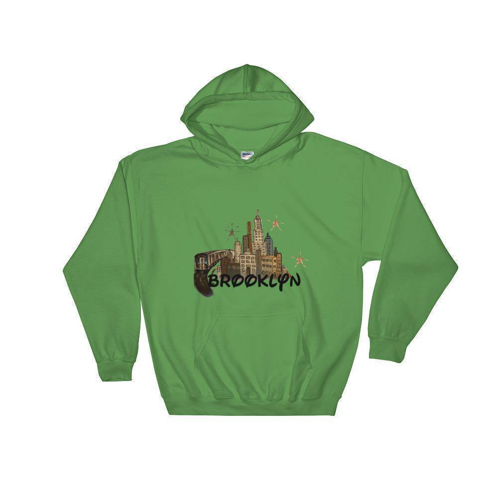 Brooklyn Kingdom Hooded Sweatshirt