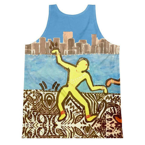 City Dancers Unisex Tank Top