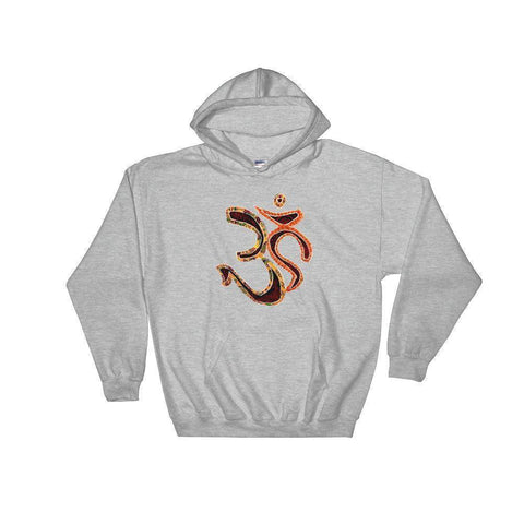 Aum Hooded Sweatshirt