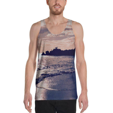 Cliff Divers Unisex Tank Top