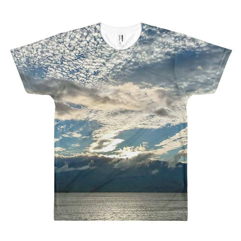 Maui Cloud Men's Tee