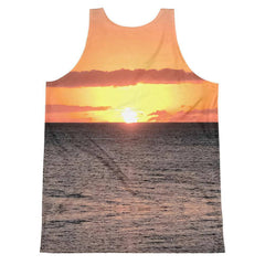 Maui Sunset Unisex Tank Top