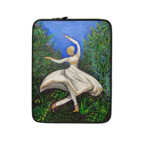Kathak Dancer Laptop Sleeve