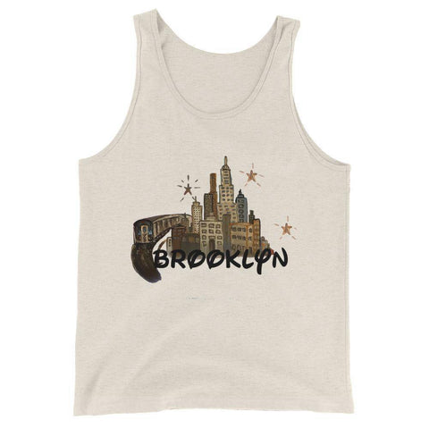 Brooklyn Kingdom Unisex Tank Top