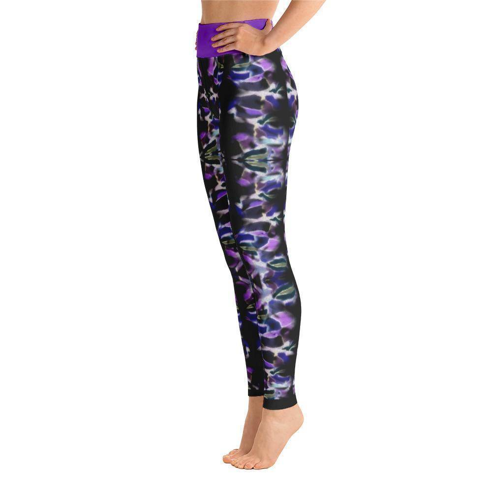 Kaleidoscope Yoga Leggings