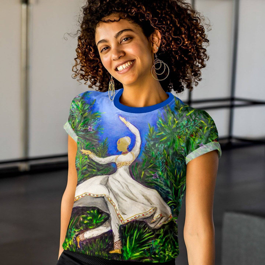 Kathak Dancer Women's Tee
