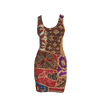 Image of Desi Patchwork Dress