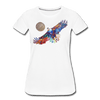Image of My America Women's T-Shirt - white