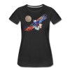 Image of My America Women's T-Shirt - black