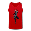 Image of Odissi Men's Tank - red