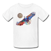 Image of My America Kids' T-Shirt - white