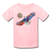 Image of My America Kids' T-Shirt - pink