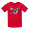 Image of My America Kids' T-Shirt - red