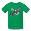 Image of My America Kids' T-Shirt - kelly green