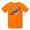 Image of My America Kids' T-Shirt - orange