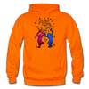 Image of Gildan Heavy Blend Adult Hoodie - orange