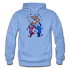 Image of Gildan Heavy Blend Adult Hoodie - carolina blue