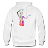 Image of Gildan Heavy Blend Adult Hoodie - white