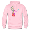Image of Gildan Heavy Blend Adult Hoodie - light pink