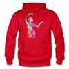 Image of Gildan Heavy Blend Adult Hoodie - red