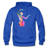 Image of Gildan Heavy Blend Adult Hoodie - royal blue
