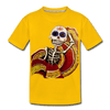 Image of Kids' Premium T-Shirt - sun yellow