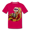 Image of Kids' Premium T-Shirt - dark pink