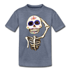 Image of Kids' Premium T-Shirt - heather blue