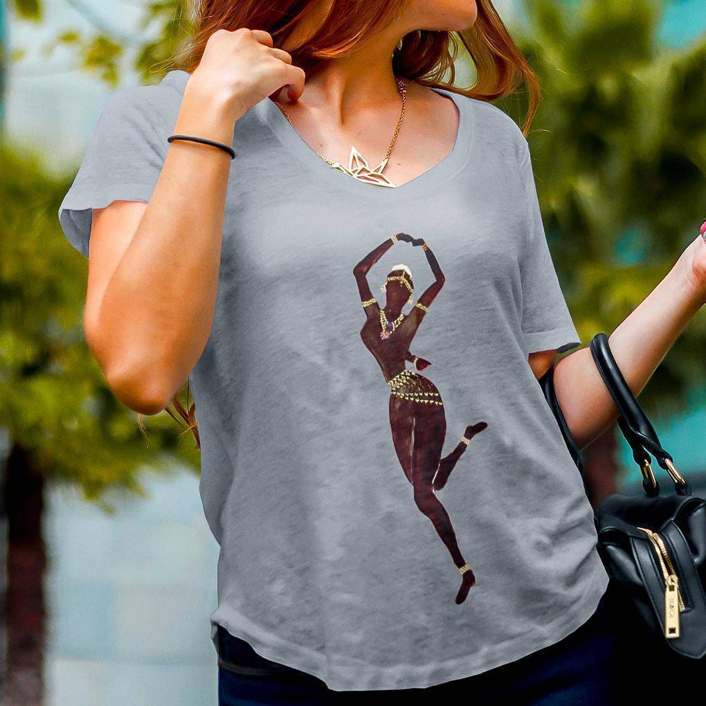 Temple Dancer Women's Dolman Tee