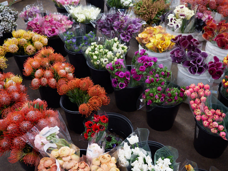 Los Angeles Flower Market