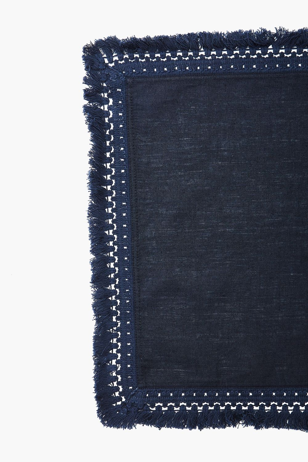 Midnight Navy Placemat Set