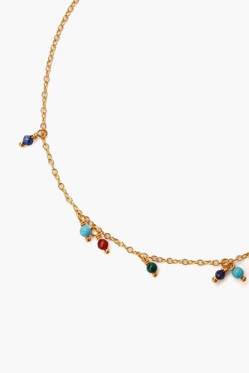 Multi Mix Anklet
