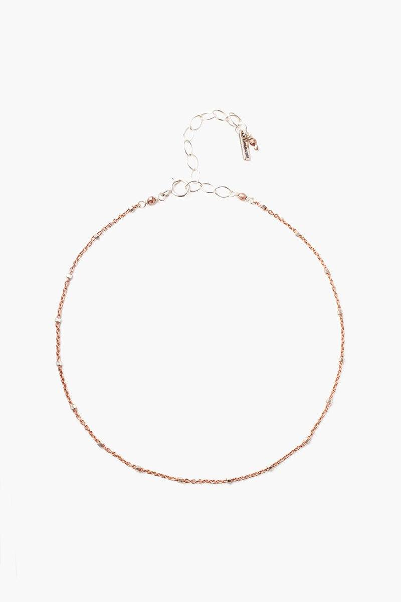Rose Gold Delicate Chain Anklet (Pre-Order)