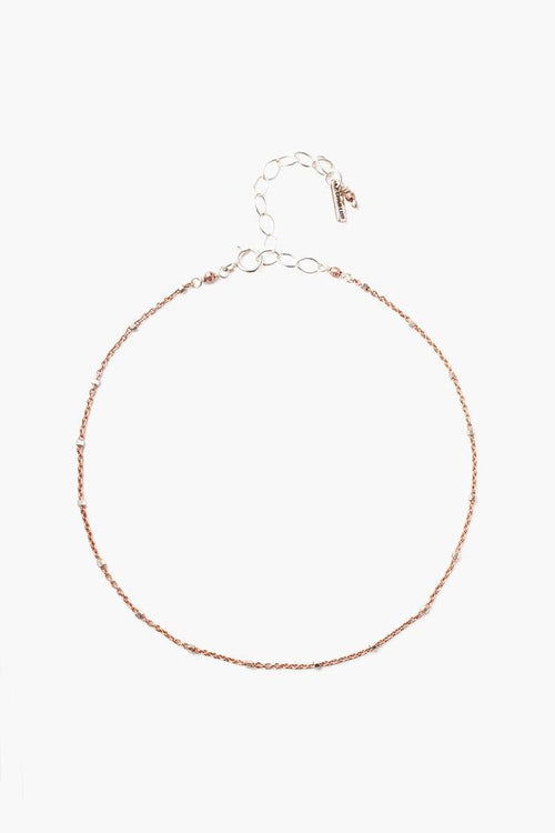 Rose Gold Delicate Chain Anklet