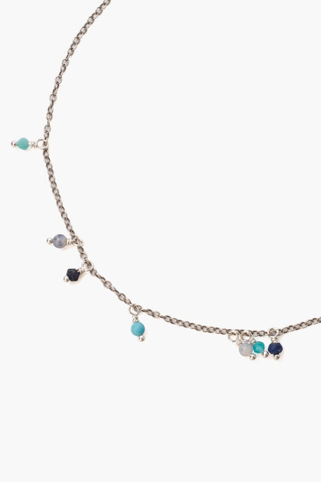 Turquoise Mix Anklet